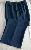 """Woman """"Calvin Klein"""" Black Dress Pant 24W """"FREE SHIPPING"""" - $24.99"""
