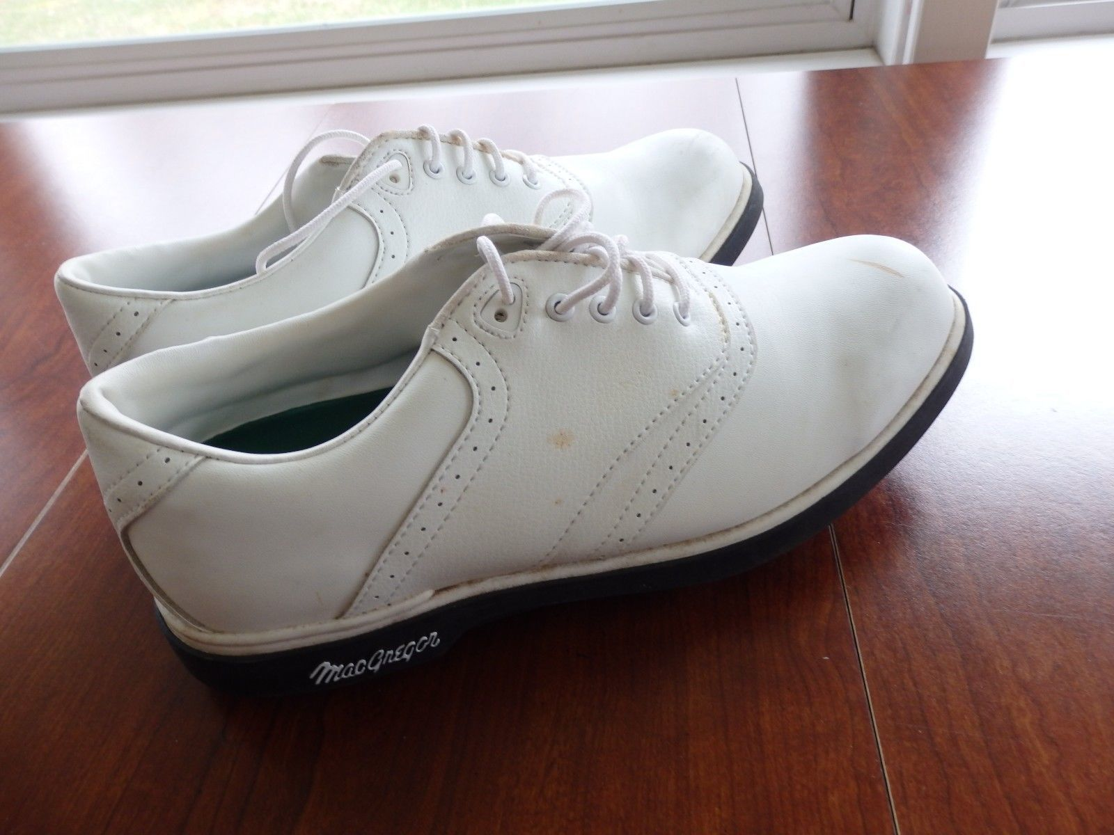 new product ff1e4 9ef90 MacGregor Golf Shoes 8 Men s Classic Saddle and 50 similar items