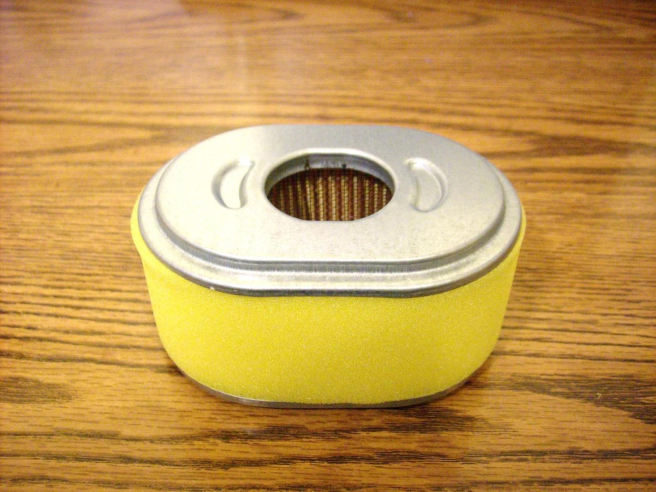 Honda GX110 and GX120 air filter 17210-ZE0-505 / 17210-ZE0-820 / 17210-ZE0-822