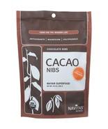 Navitas Naturals Cacao Nibs - Organic - Raw - 16 oz - case of 6 - $124.74