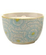 Paddywax Green Jasmine and Bamboo Soy Wax Scented Candle in Hand Painted... - $31.80