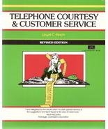 Telephone Courtesy & Customer Service by Lloyd C. Finch 1560 - $5.00