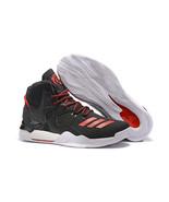 Men's D Rose 7 Shoes Derrick Rose Black Basketball Shoe - $88.99