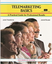 Telemarketing Basics by Julie Freestone and Janet Brusse 093 - $5.00
