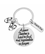 Drama Teacher Gift Great Teacher is Hard to Find But Impossible to Forg... - $9.99