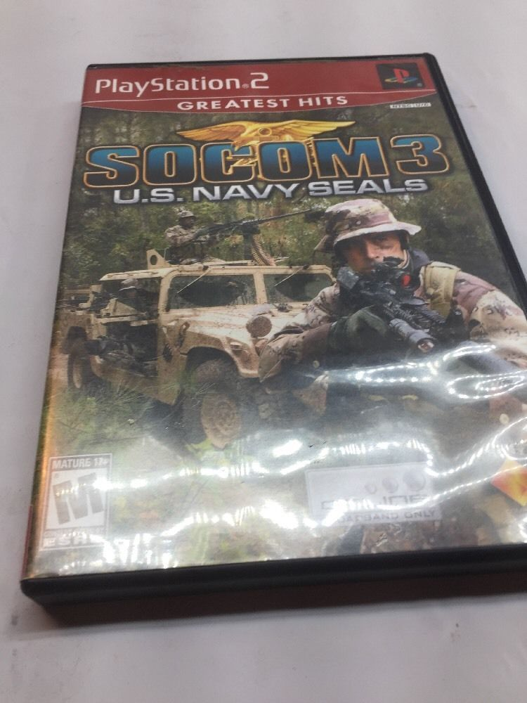 Socom 3 u s  navy seals