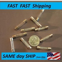 T4A Time Delay Glass Fuse - - 10 Pack - $10.84