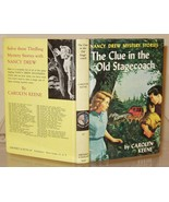 Nancy Drew #37 The Clue in the Old Stagecoach V... - $5.99