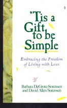 Tis a Gift to be Simple  - $5.00
