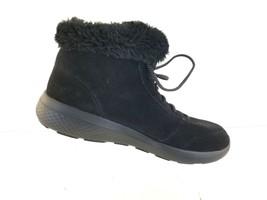 Skechers On The Go City 2  14627 Black Bbk Womens Winter Boot Size 8.5M - $23.71