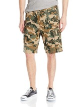 Levi's Strauss Men's Premium Classic Camo Cotton Carrier Cargo Shorts 232510015