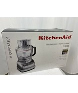 Kitchen Aid Food Processor KFP1133CU, Complete in Box, 11 Cup - $189.05