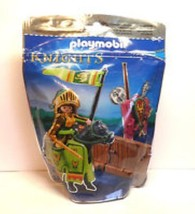 Playmobil Tournament Knights Add On Set 5355 - 27 PIECES   NEW IN BAG! - $28.04