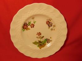 """7 3/4"""" Salad Plate, from  Copeland-Spode, Wicker Lane, Basket Weave Pattern. - $14.99"""