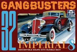 MPC 1/25 Gangbusters 1932 Imperial, #MPC929/12 - $29.69