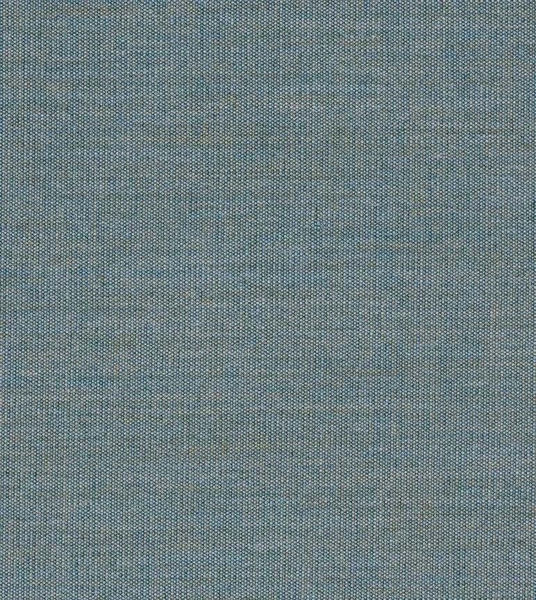 4.125 yds Maharam Upholstery Fabric Canvas Mid Century Blue Wool 466185–734 NZ