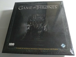 New GAME OF THRONES HBO Winter Is Coming CARD - BOARD GAME Fantasy Fligh... - $29.69