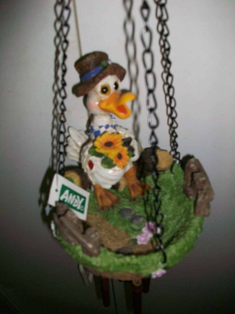 MOTHER GOOSE WIND CHIMES