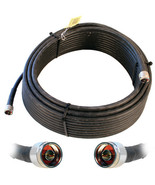 Wilson Electronics WILSON400 952375 N-Male to N-Male Cable 75' Ultra Low... - $49.99