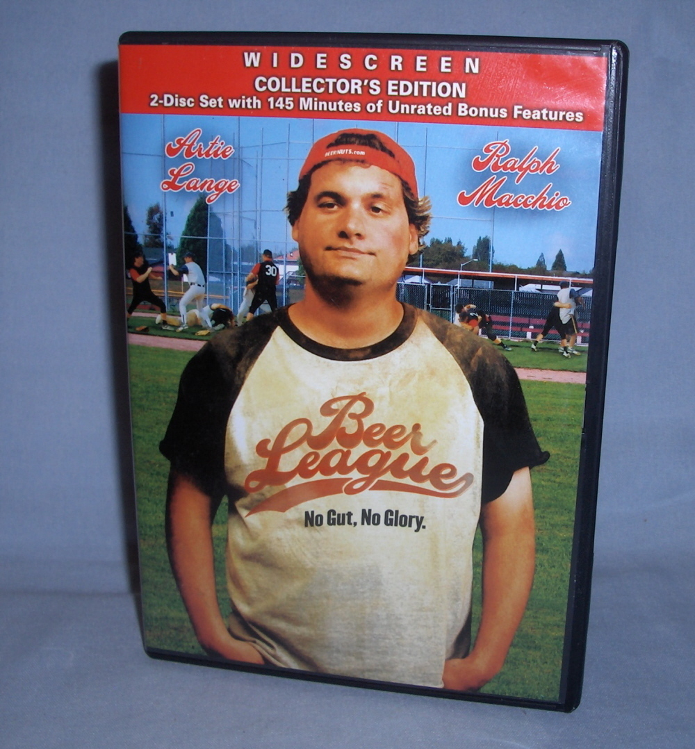 Dvd   beer league  no gut  no glory   artie lange 001
