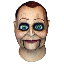 Morris Costumes MAELUS101 Dead Silence Billy Puppet Mask Days Until SHIPPED:7 - $55.35