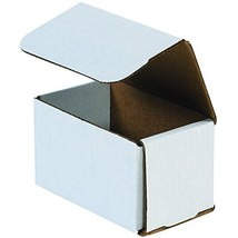 Boxes Fast BFM1066 Corrugated Cardboard Mailers, 10 x 6 x 6 Inches, Tuck... - $71.49
