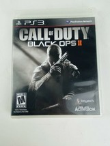 Call of Duty: Black Ops II 2 (Sony PlayStation 3, 2012) PS3 Complete - $14.84
