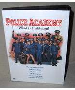 Police Academy What an Institution !  DVD - $9.95