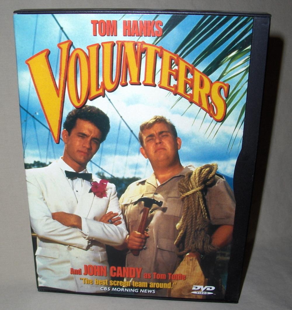 Dvd  volunteers   tom hanks001