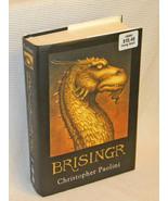 Brisingr 2008 HB Christopher Paolini 1st Ed - $9.99