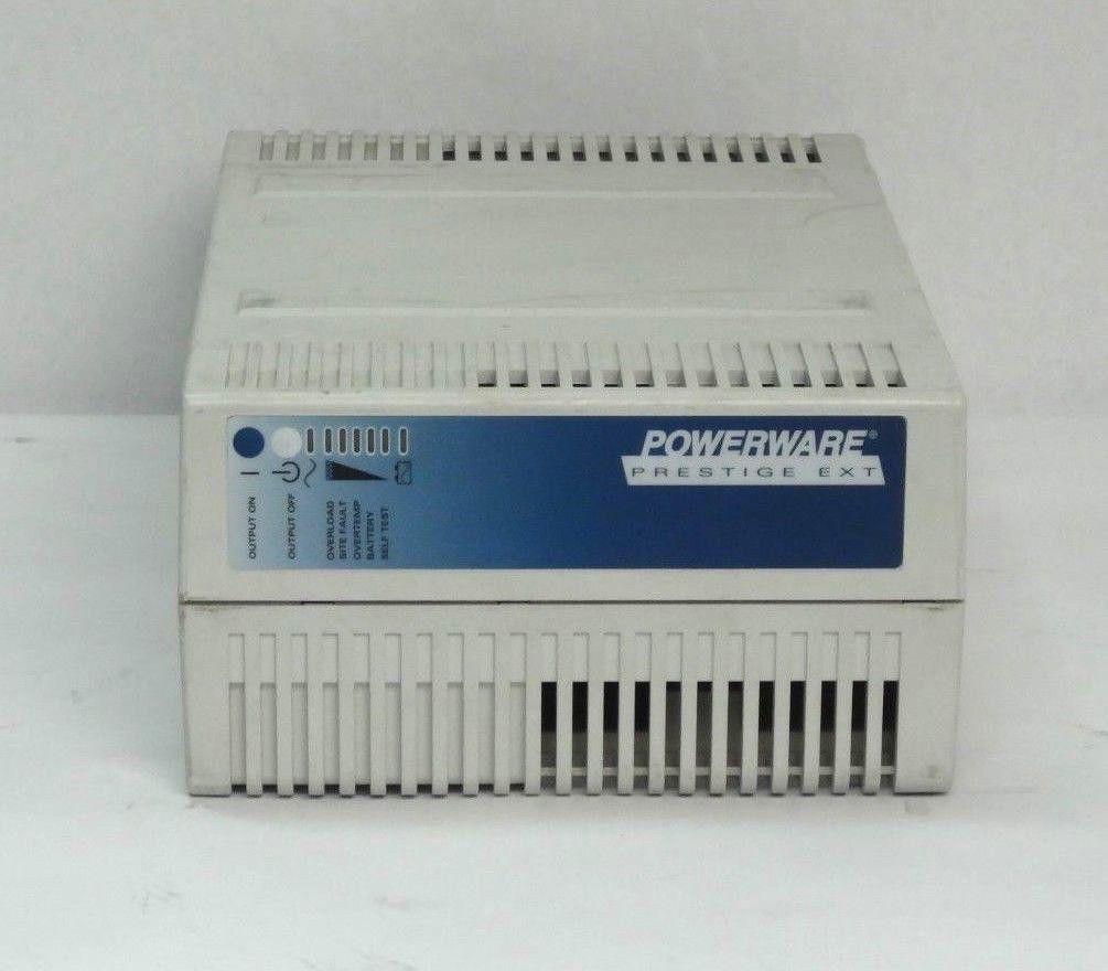 APC Back-UPS XS 1000 LCD Battery Backup Unit BX1000G UPS Works. NO BATTERIES