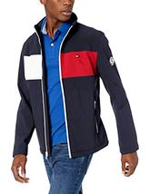 Tommy Hilfiger Men's Retro Sport Soft Shell Block Jacket Coat - Choose S... - $102.96+