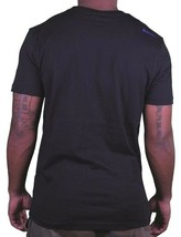 Bench Urbanwear Mens Black Streets Beats Lincoln Boombox Radio T-Shirt BMGA3114 image 2