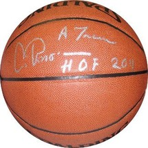 Artis Gilmore signed Indoor/Outdoor Basketball HOF 2011 & A Train (Kentu... - $68.95