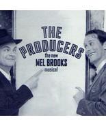 The Producers Playbill May 2002 Brad Oscar Stephen Weber Mel Brooks John... - $11.87