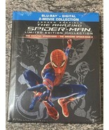 The Amazing Spider-Man 1 & 2 Limited Edition Collection (Blu-ray) NEW / ... - $28.95