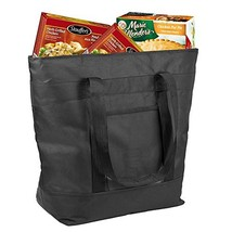 Insulated Grocery Bag By Lebogner - X-Large 10 Gallon Capacity Vacation ... - $28.26
