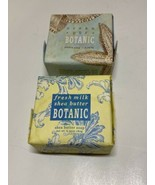 2 Bars Greenwich Bay Trading Shea Butter Ocean Pur Fresh Milk 6.35oz lar... - $14.99