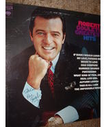 ROBERT GOULET AUTOGRAPHED / GREATEST HITS LP RARE ! - $75.00