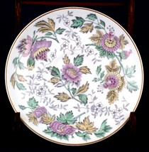 Wedgwood China Avon Multicolor Saucer W3983 - $5.00