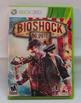 BIOSHOCK INFINITE Microsoft Xbox 360 VIDEO GAME COMPLETE - $14.85