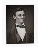 POSTCARD-ABRAHAM LINCOLN-FIRST DAY OF ISSUE-Feb. 9, 2009-MINT - $3.88