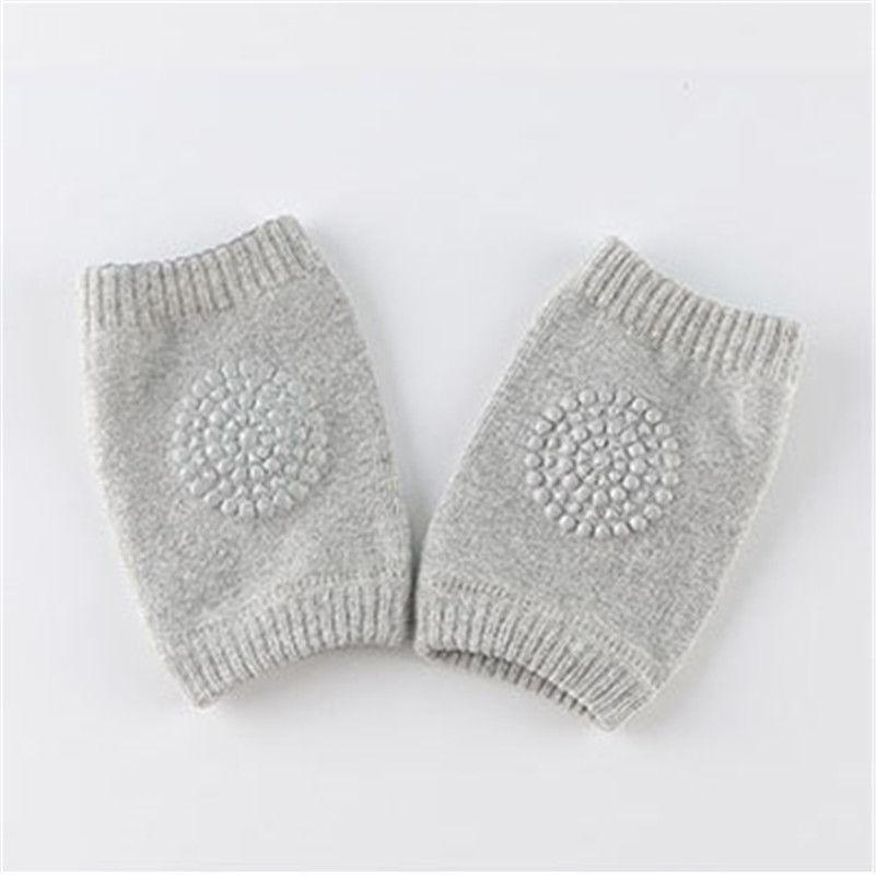 6-24M Baby Knee Pads Crawling Protector Cotton Kids Kneecaps