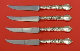 Florentine by Tiffany & Co. Sterling Silver Steak Knife Set 4pc HHWS  Custom - $623.30