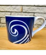 Starbucks Tidal Wave Mug Blue Coffee Cup 2008 - $11.30