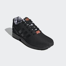 adidas Originals Mens ZX Flux Trainers Black - $130.50