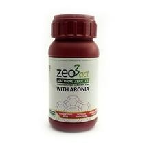 Zeo3act-A Ultra fine Zeolite + Aronia Powder 110g - $29.30