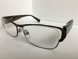 New ALAIN MIKLI AL0869004 59mm Large Rectangular Men's Eyeglasses Frame  - $169.99