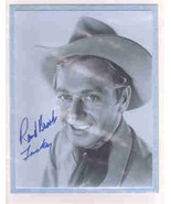 Rand Brooks signed photo. Beautifully double matted. - $34.95