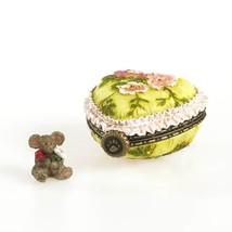 """Boyds Treasure Box """"Momma's Pretty Lil' w/Posey"""" #4033641-1E- NIB-2012 - $24.99"""